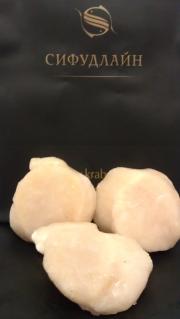Филе морского гребешка 10-20, 1750 руб